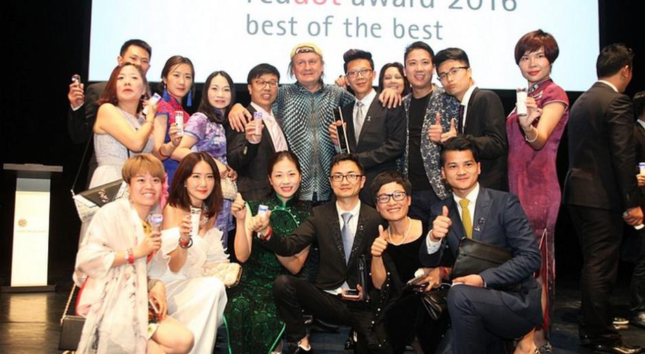 Nagrody Red Dot 2016 trafiły w ręce laureatów
