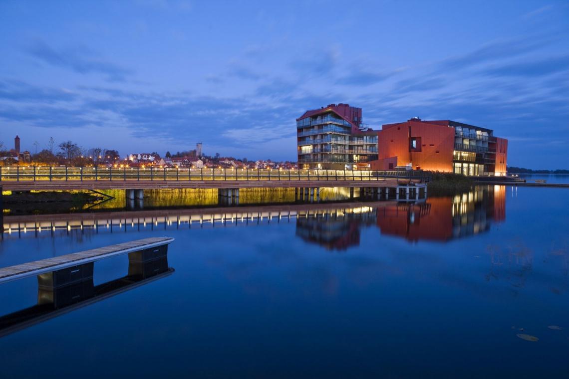 To była najważniejsza inwestycja w Hotelu Mikołajki. Postawiono na design i funkcjonalność
