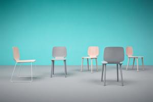 Nowa kolekcja krzeseł dla Pedrali. Klasyka w nowoczesnym wydaniu