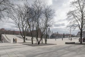 Centrum Dialogu Przełomy w Szczecinie - niezwykła architektura od KWK Promes