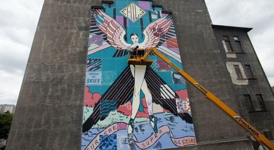 Wiedeń będzie centrum wyjątkowej sztuki w przestrzeni publicznej