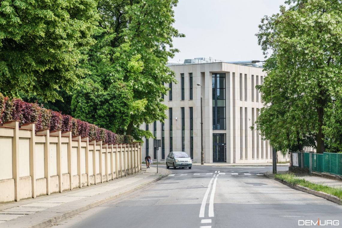 Tak wygląda biurowiec Prokuratury Rejonowej w Gnieźnie