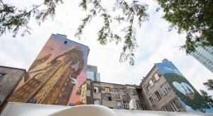 Deweloperzy inwestują w... murale