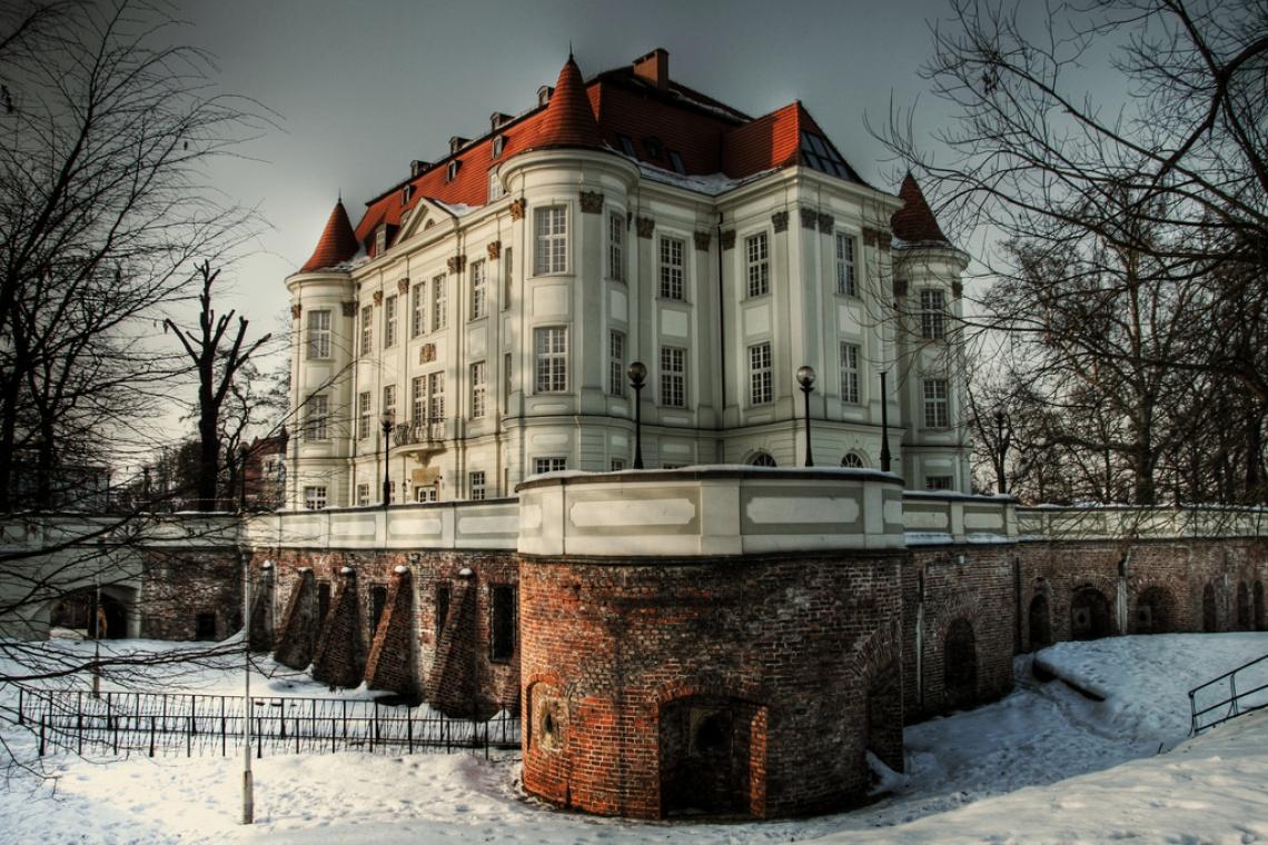 Odkrywamy architekturę Centrum Kultury Zamek