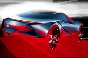 Designerska wizja Lexusa przyszłości spod kreski studenta