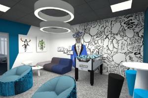 Biuro dla informatyków - fotorelacja