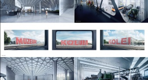 To oni zaprojektują nowe muzeum dla PKP