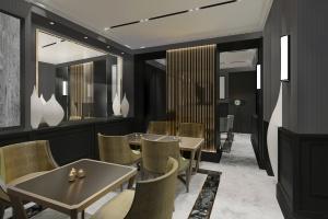 Warszawa ma nowy, luksusowy hotel. To SixtySix spod kreski Iliard