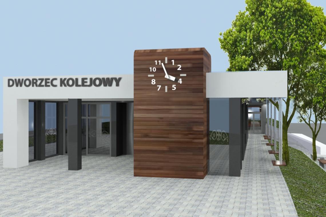 Dworzec w Olsztynie czekają wielkie zmiany