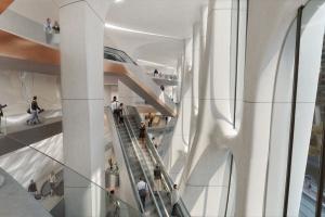 To będzie wizytówka Melbourne. Wyjątkowy wieżowiec od Zaha Hadid Architects