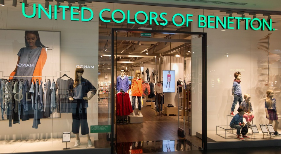 Nowy koncept Benetton wyzwaniem dla architektów