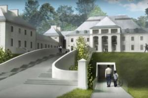 Hotel w zamku oficjalnie otwarty