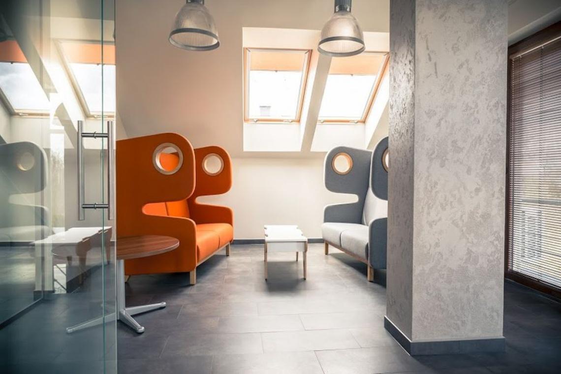 Wielkie małe biuro. Trendy w aranżacji przestrzeni firm sektora MSP