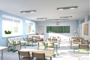 Kolejny projekt dla Skanska. Tym razem rozbudowa szkoły