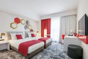 Tak wygląda Ibis Styles Nowy Sącz - hotel inspirowany alchemią