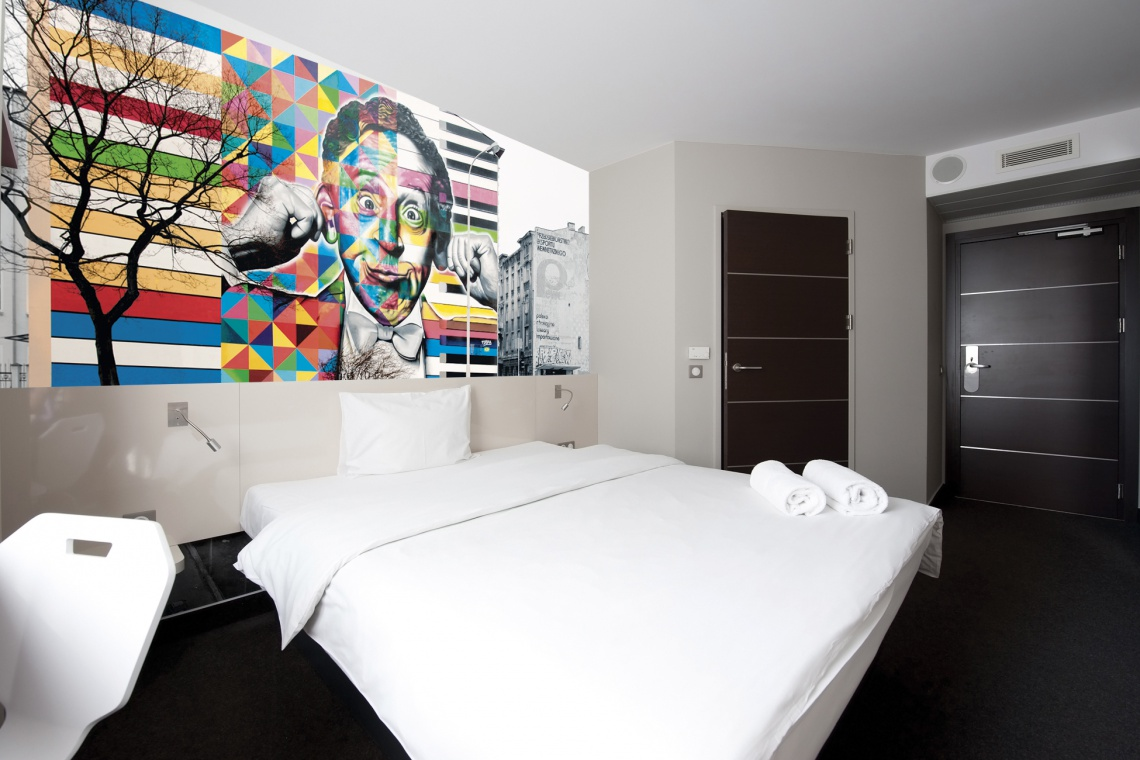 Hotele B&B stawiają na nowy design
