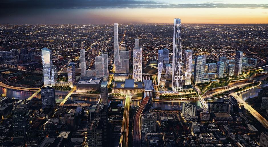 Urbanizacja w epickim stylu