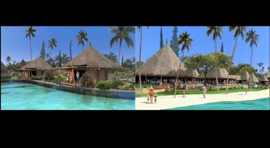Hotel czy osada?