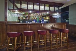 W New Island Pub poczujesz klimat angielskiego pubu
