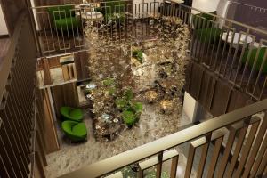 Niezwykła modernizacja londyńskiego hotelu