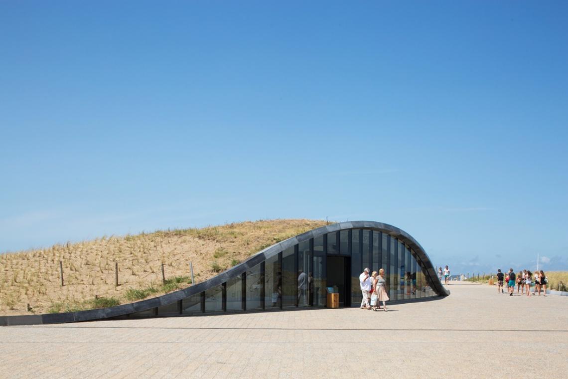 Parking najlepszym dziełem holenderskim architektów?