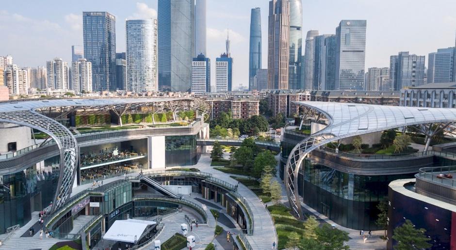 Chiny mają już swój Central Park