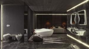 Łazienka przyszłości od Zahy Hadid