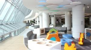 Design z myślą o najmłodszych również w centrum handlowym
