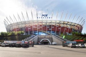 Mariusz Rutz: Napis PGE Narodowy stanowi integralną część obiektu