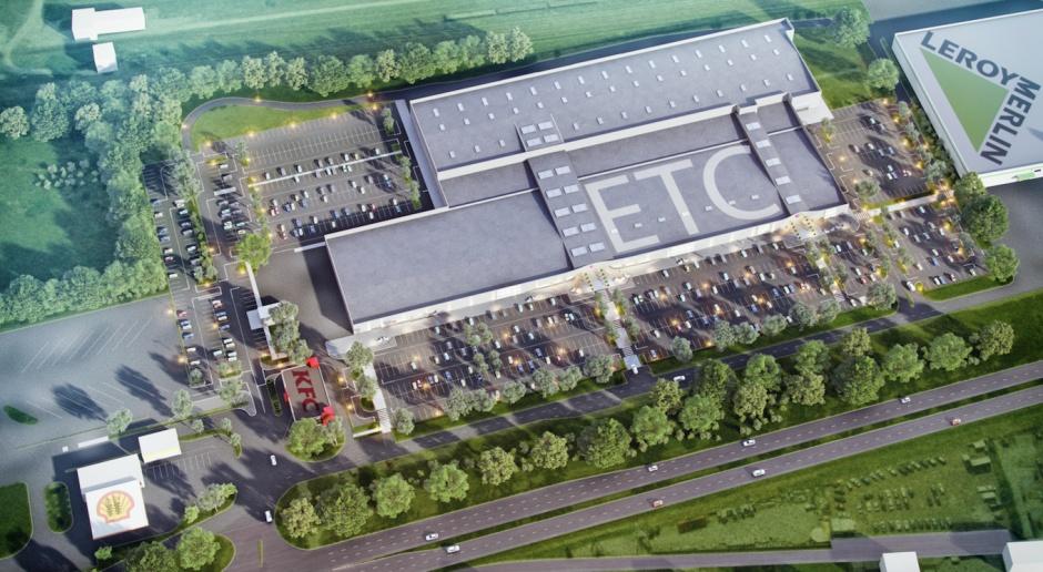 JSK Architekci odmładzają centrum handlowe w Wielkopolsce