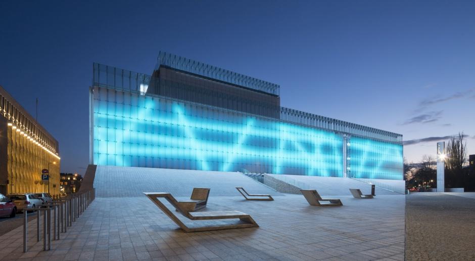 Centrum Spotkania Kultur to esencja współczesnej architektury