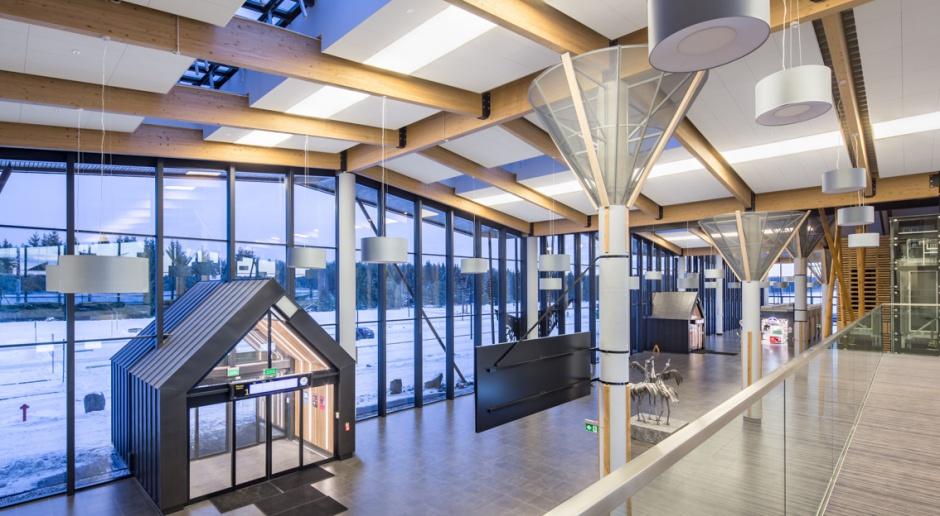 Dobra akustyka na lotnisku to wielkie wyzwanie dla architektów