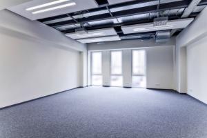 Biuro w klimacie industrialnym