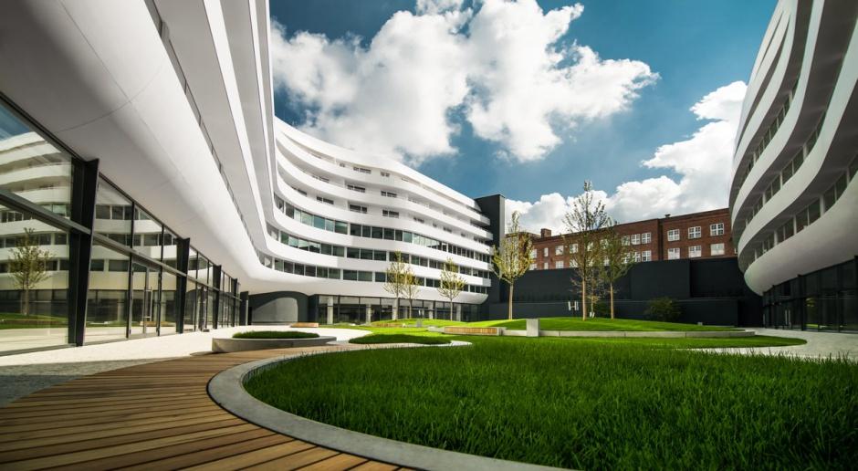 Wrocławski DoubleTree by Hilton tuż przed otwarciem