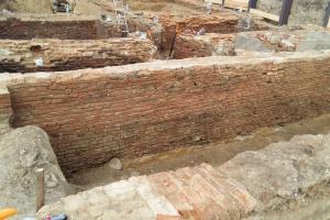Skanska odkrywa skarby na budowie biurowca Spark