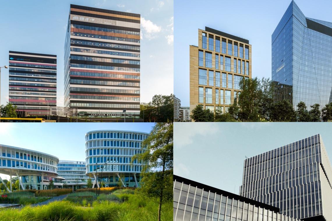 TOP 15: Najbardziej niesamowite biurowce w Polsce