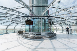 London Eye XXI wieku