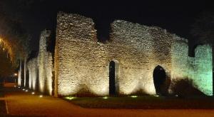 Odkryto nieznaną kondygnację zamku. W przyszłości atrakcja dla turystów