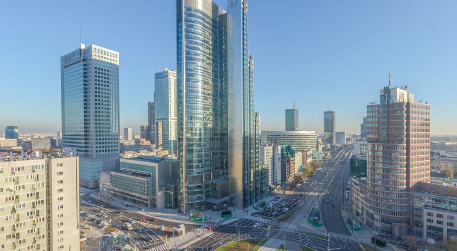 To pierwszy budynek w Polsce z LEED Platinum w kategorii obiektów istniejących