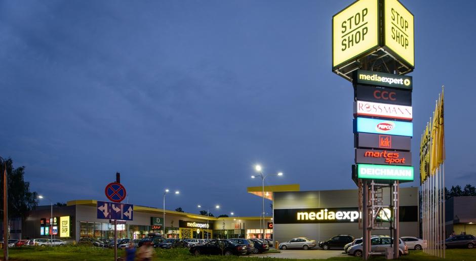 Trwają prace projektowe przy nowym parku Stop Shop Gdynia