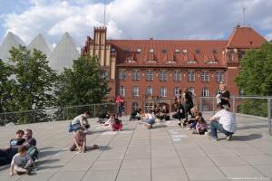 Statuetka w rękach Roberta Koniecznego i wielkie święto architektury