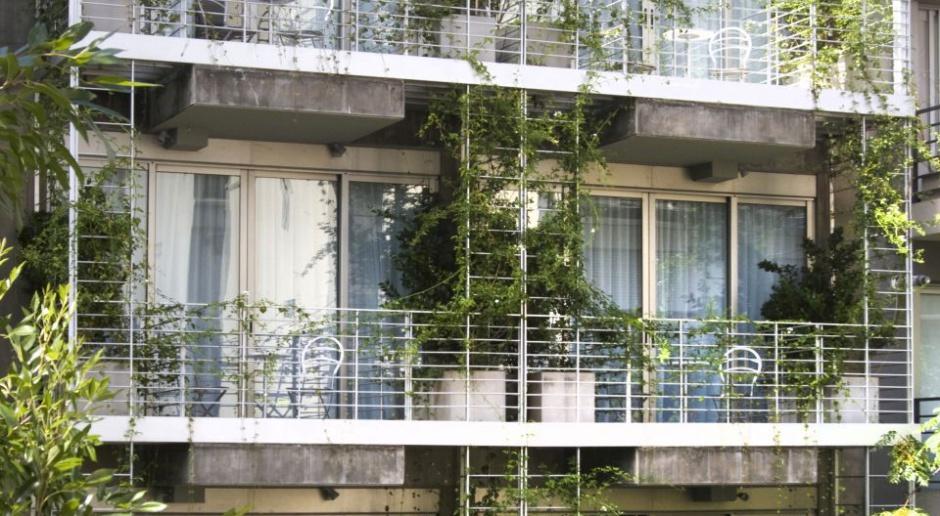 Oto pierwszy ekologiczny hotel w Buenos Aires