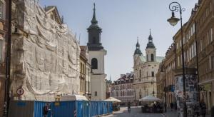 Remont domu Marii Skłodowskiej-Curie. A w planach muzeum noblistki
