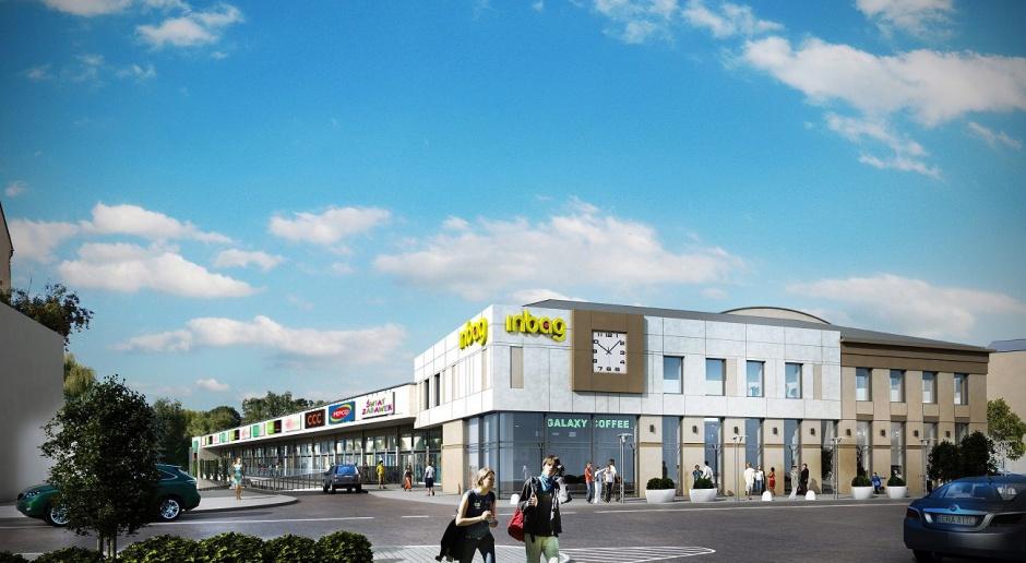 Wiemy, kto projektuje nowe parki handlowe dla Inbap