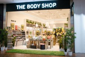 W The Body Shop nie tylko przyjazne naturze kosmetyki, ale też design