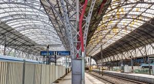Dworzec w Pradze odzyskuje blask za ponad... 18 mln euro