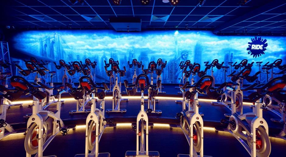 To pierwszy butik indoor cycling w Polsce