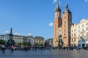 Trwa remont Teatru im. Juliusza Słowackiego w Krakowie