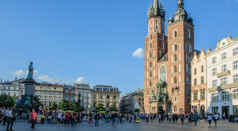 Tężnia solankowa elementem krakowskiej rewitalizacji