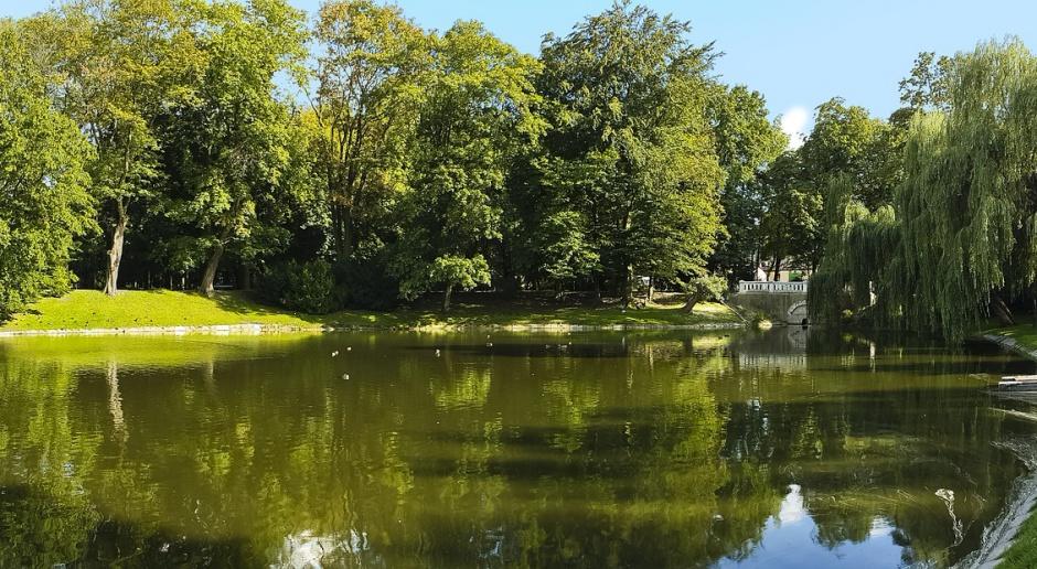 Trasy rowerowe, place zabaw i przystań kajakowa - tak się zmieni park w Lublinie